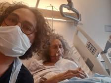 Bernard Vischer uit Eindhoven verliest zijn moeder aan corona: 'Ze was ongelooflijk radeloos'