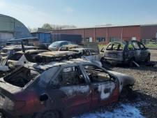 Autohandelaar aangeslagen na uitbranden twaalf auto's: 'Het is het einde van mijn bedrijf'