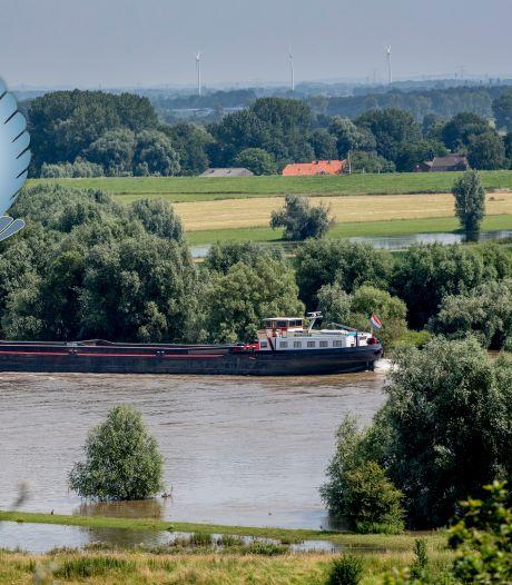 Warmte in Wageningen: hier is het inderdaad net iets zonniger dan elders in het land