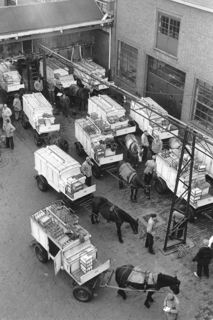 De Lonneker melkfabriek