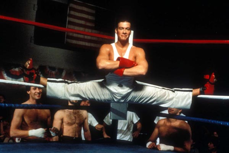 Kickboxer Beeld RV