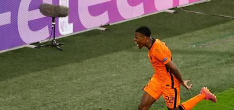 Denzel Dumfries na nieuwe hoofdrol bij Oranje: 'Dit lijkt op jongensdroom'