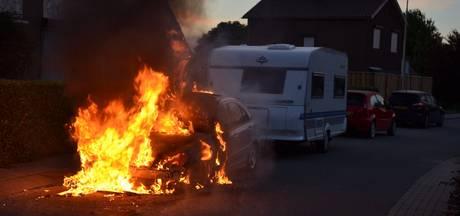 Slachtoffer autobrand: Ik zou morgen op vakantie gaan