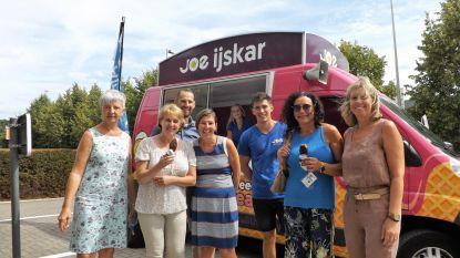 IJskar Joe FM op bezoek bij Alphabet