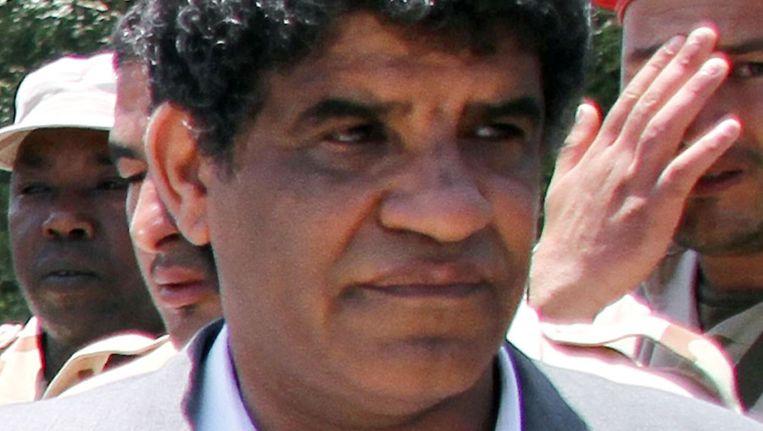 al-Senussi. Beeld AFP