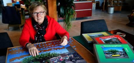 Nieuw initiatief in Molenlanden: doorgeefpuzzels met foto's van de dorpen
