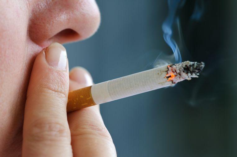 'Met aandachtstraining kun je de drang naar een sigaret loskoppelen van het roken zelf.' Beeld Getty Images