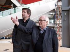 Architect Hertzberger geeft lezing over 40 jaar Grote Zaal TivoliVredenburg