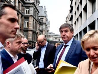 """Parket na ontruiming Vlaams Parlement: """"Beller deed geen bommelding, hij belde voor inlichtingen"""""""