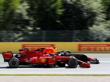 Verstappen: Als inhaalactie op Leclerc bestraft wordt, wat moet ik dan nog in de Formule 1?
