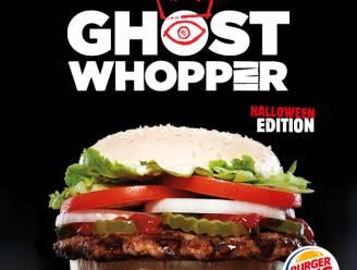 Nieuwe Burger King deelt meteen gratis Ghost Whopper uit