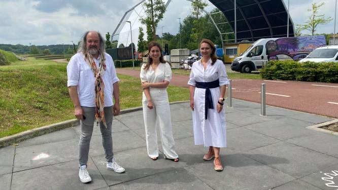 Maak kennis met 'Cristal Open Air' van Aarchot: De tent waarin zowel een clubfeestje van 500 man als een minifestival met 3.500 toeschouwers kan plaatsvinden