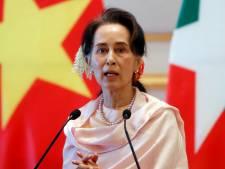 Aung San Suu Kyi de retour devant le tribunal, encore légèrement souffrante