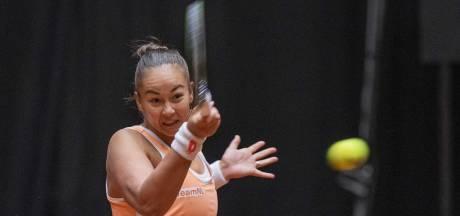 Pattinama-Kerkhove loot Zwitserse in eerste voorronde Roland Garros