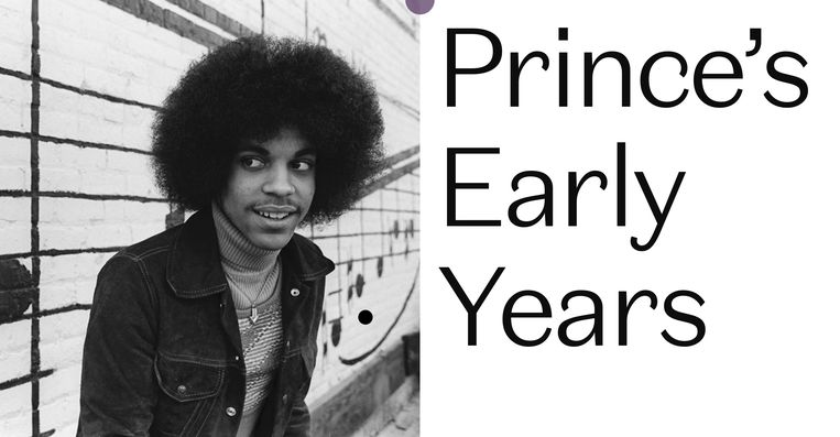 Beeld uit de immersive experience 'Becoming Prince'.  Beeld The Prince Estate
