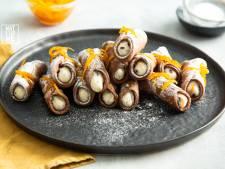 Wat Eten We Vandaag: Cannoli