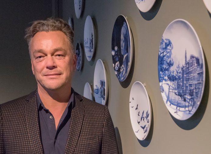 Directeur Jorrit Heinen van Heinen Delfts Blauw
