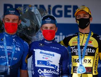 "Teammanager Peter Bauwens (Tarteletto-Isorex) superblij na Baloise Belgium Tour: ""Stijgen 48 plaatsen in UCI-ranking"""