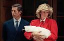 Op de foto: prins Charles en prinses Diana.