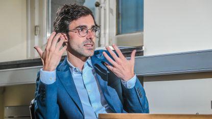 """Kristof Calvo (Groen): """"Confederalisme lijkt op brexit: onduidelijk en chaos"""""""