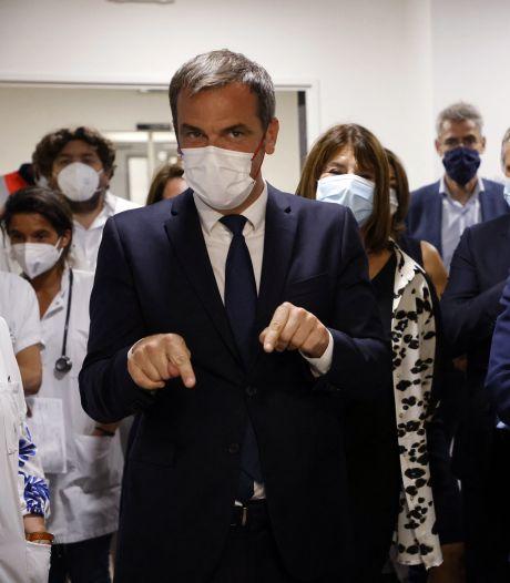 3.000 soignants français non vaccinés ont été suspendus, selon le ministre de la Santé