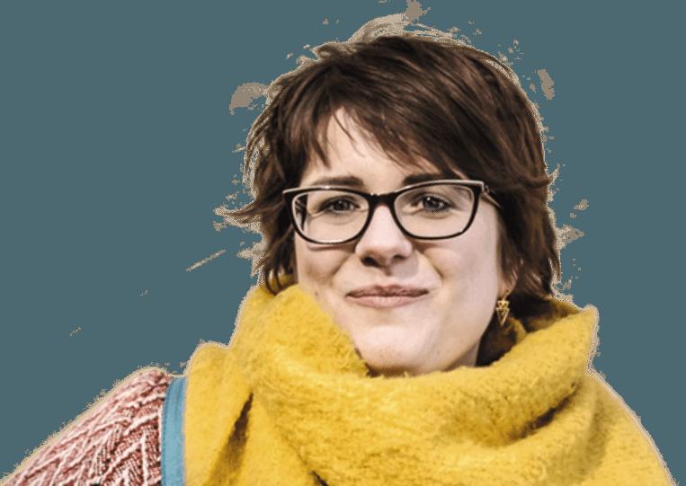 Expert seksueel misbruik Liesbeth Kennes. Beeld RV