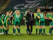 ADO Vrouwen in play-offs niet voor iedere speelster goed nieuws: 'Afwachten hoe vaak ik nog kan spelen'