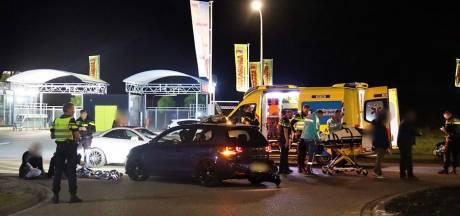 Aanrijding bij Frans Autoglans in Steenwijk: man gewond naar het ziekenhuis