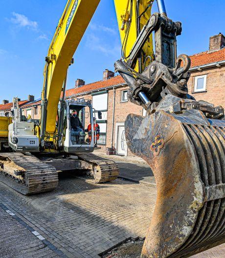 Straat- en sloopwerk gaat los: 'Eerst bommetje gooien om iets moois te kunnen maken in Gageldonk'