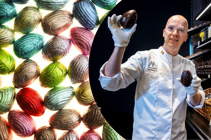 Chocolatier David Maenhout