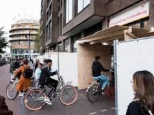 Drukste straat van Utrecht in de ban van stenenregen tijdens Unmute Us: 'Brokstuk viel naast 7-jarig meisje'