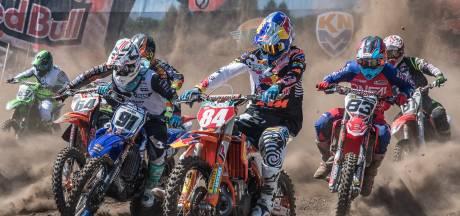 Tweede ronde Dutch Masters of Motorcross in Oss, week voor het WK