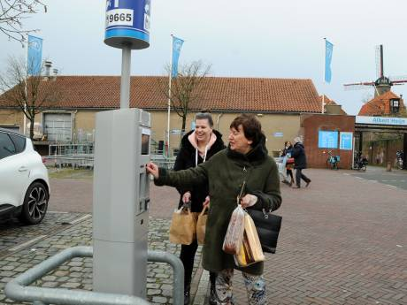 Toch boetes, ondanks parkeervignet van Schouwen-Duiveland