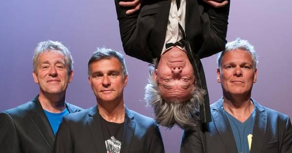 Nuhr wint poelifinario tim fransen neerlands hoop show for Nuhr reizen rotterdam