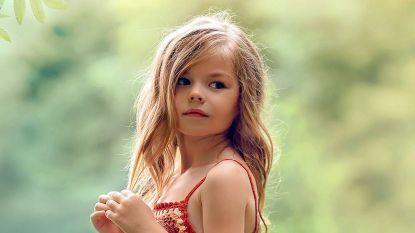 6-jarig Russisch meisje wordt 'mooiste kind ter wereld' genoemd, nu wil elke fotograaf haar strikken