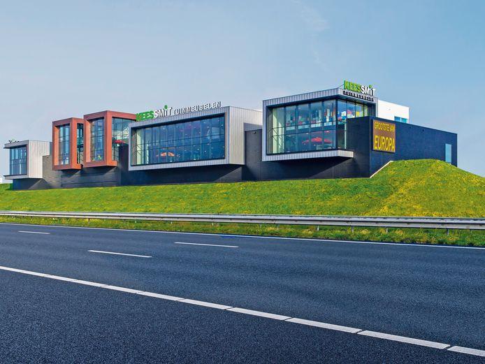 Na Almelo en Amersfoort (foto) krijgt Kees Smit volgend jaar ook een vestiging in Venlo.