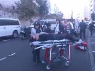 Zes doden bij aanslag op synagoge in Jeruzalem