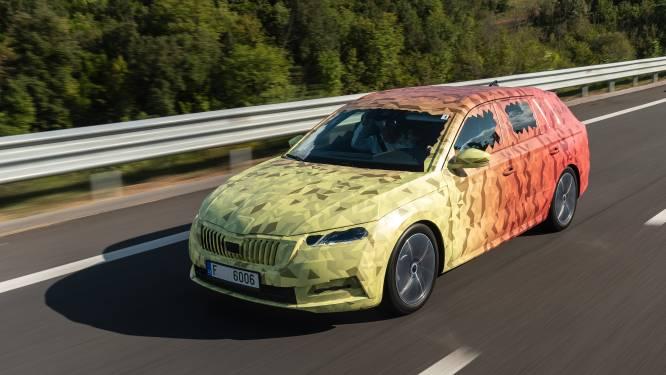 Stiekem onderweg met de nieuwe Skoda Octavia: ruime gezinsauto wordt chic