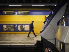 Politie haalt groep vechtersbazen uit trein naar Weert