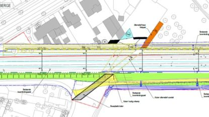 Fietstunnels in Sint-Pieters komen er tegen 2021