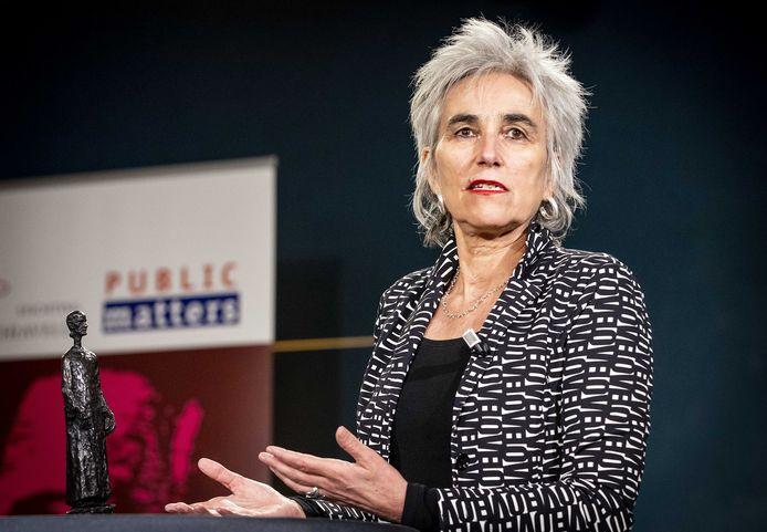 Marion Koopmans, hoogleraar virologie.