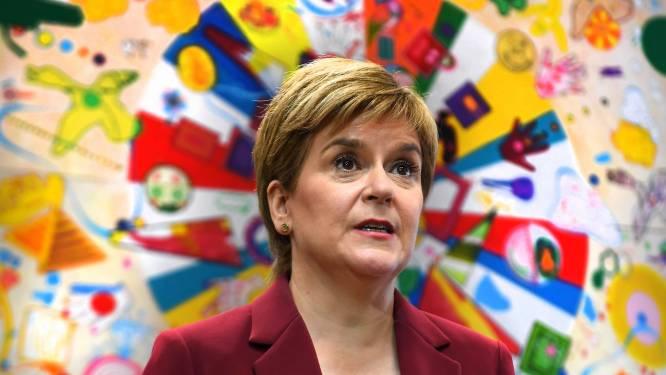 Schotland heft maandag bijna alle coronamaatregelen op, maar het mondmasker blijft