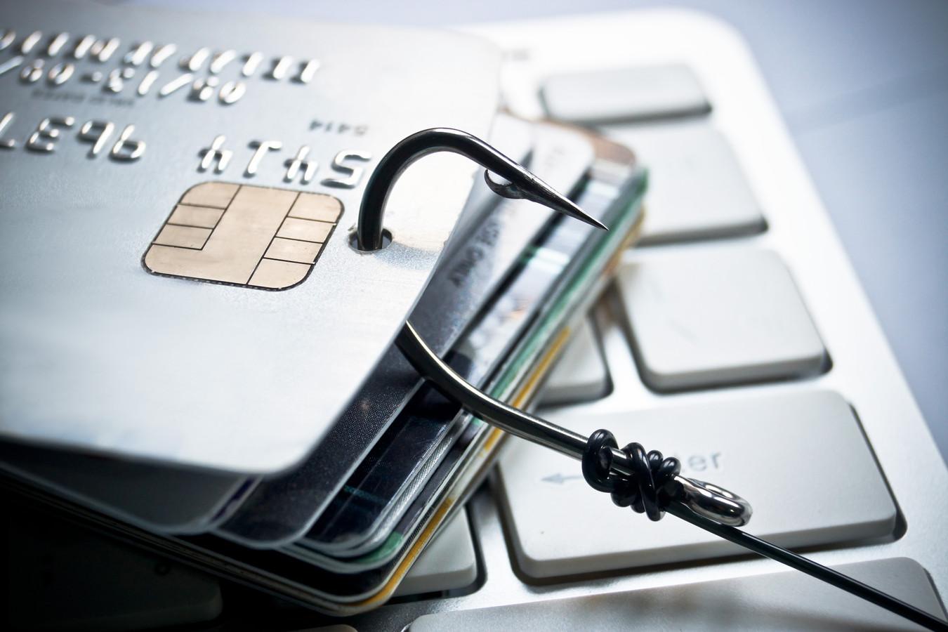 Oplichters hengelen door bankfraude recordbedragen binnen.