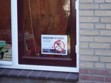 Woning in Gilze gesloten na vondst hennepkwekerij