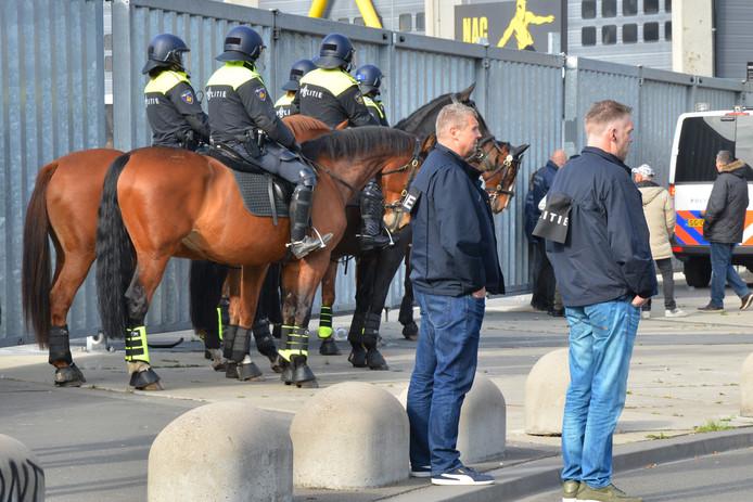 Onrust na NAC-Willem II
