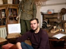 Robert is 28 en in de ban van de Tweede Wereldoorlog: 'Ik had 'm willen meemaken'