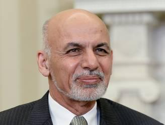 """President vlucht weg uit Afghanistan: """"Ik deed het om extra bloedvergieten te voorkomen"""""""