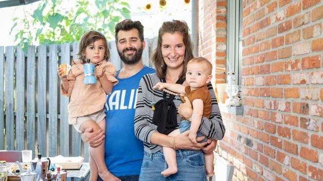 """Bieke (28) en Pietro (33) hebben samen een inkomen van 2.350 euro: """"Meer dan de helft van ons budget zijn we kwijt aan wonen en vaste kosten"""""""