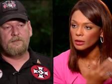 """""""On va vous brûler"""" lance en interview un membre du Ku Klux Klan"""