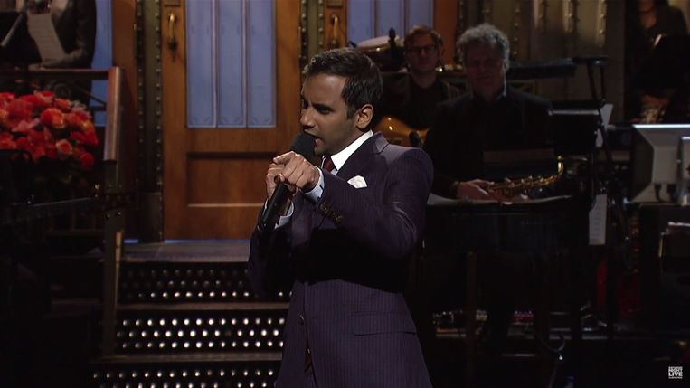 Aziz Ansari: